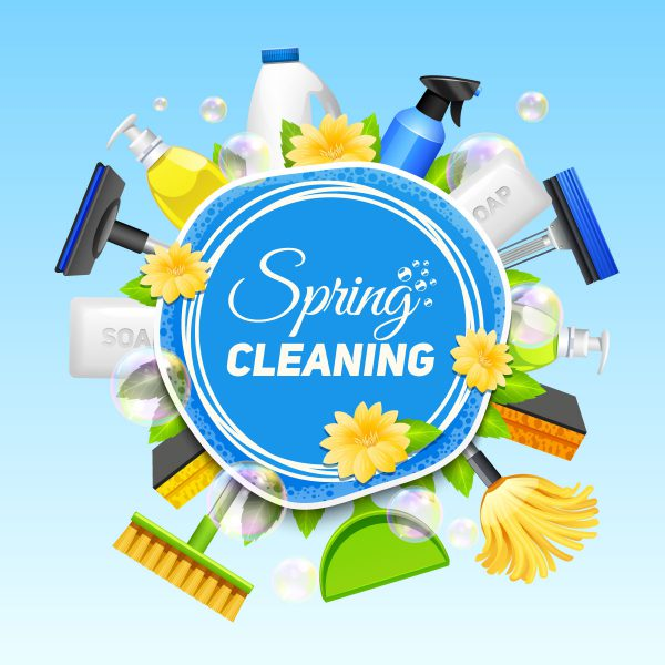 How Long Does it Take to Spring Clean?   Clean & Happy Nest